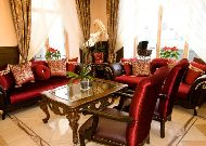 отель Wellton Old Riga Palace: Лобби
