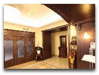 отель Rixwell Old Riga Palace: Интерьер