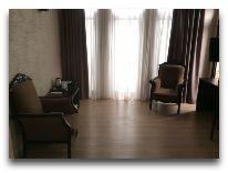 отель Old Tiflis: Номер Superior с видом на старый город и балконом