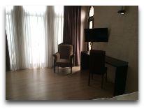 отель Old Tiflis: Номер Superiorс видом на старый город и балконом