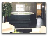 отель Old Town Maestro: Сауна с джакузи в номере Suite