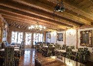 отель Olevi Residents: Ресторан