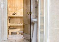 отель Olevi Residents: Сауна в двухместном номере