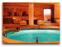 отель Olimp Club: Закрытый бассейн