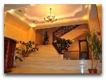 отель Olimp Club: Холл отеля