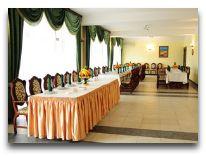 отель Olimpia Hotel: Ресторан