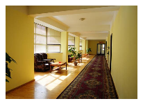 отель Olimpia Hotel: Холл