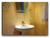 отель Olimpia Hotel: Ванная комната