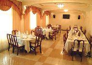 отель Olimpia Jermuk: Ресторан