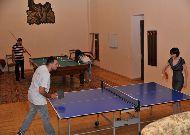 отель Olimpia Jermuk: Бильярд и настольный теннис