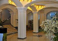 отель Olimpia Jermuk: Холл