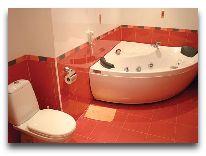 отель Olimpia Jermuk: Ванная в люксе