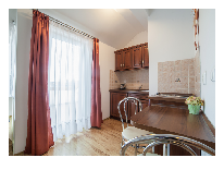 санаторий Olymp I: Кухня в номере