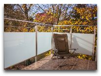 санаторий Olymp II: Балкон