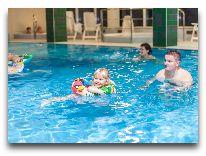 санаторий Olymp II: В бассейне