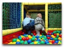 санаторий Olymp II: Детские развлечения