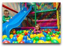отель Olymp III Spa & Wellness: Комната для детских игр