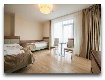 отель Olymp III Spa & Wellness: Четырехместный номер