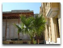 отель Omar Khayam: Пальма в отеле