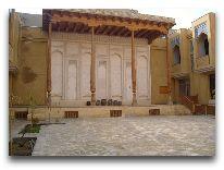 отель Omar Khayam: Внутренний дворик