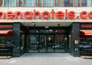отель Omеna Stockholm: Вход в отель