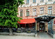 отель Opera Hotel & Spa: Вход в отель