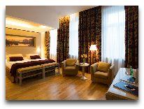отель Opera Hotel & Spa: Dbl superior