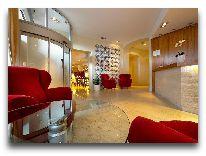 отель Opera Hotel & Spa: Холл отеля