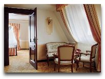 отель Opera: Двухкомнатный люкс
