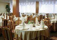 отель Гостиничный комплекс Орбита: Ресторан