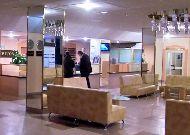 отель Гостиничный комплекс Орбита: Ресепшен