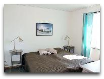 отель Коттедж Örebäcken: Спальня
