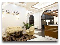 отель Oriental: Холл