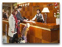отель Original Sokos Hotel Viru: Ресепшен