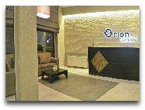 отель Orion Old Town: Ресепшен отеля