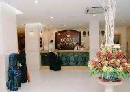 отель Oscar Saigon Hotel: Reception