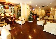 отель Oscar Saigon Hotel: Лобби