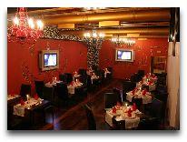 отель Оскар: Ресторан