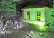 отель Duzdag: Палата в соляной пещере