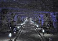 отель Duzdag: Соляная пещера