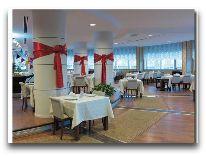 отель Duzdag: Ресторан отеля