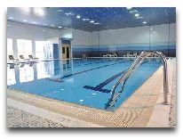 отель Duzdag: Крытый бассейн