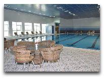 отель Duzdag: Крытый бассейн в отеле