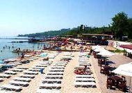 отель Отрада: пляж Отрада