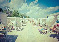 отель Отрада: Пляж