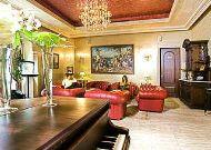 отель Отрада: Холл отеля