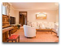 отель Отрада: Люкс апартаменты