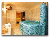 отель Отрада: Сауна