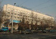 отель Otrar Hotel: Фасад отеля