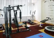 отель Otrar Hotel: Фитнес